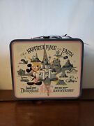 Funko Disneyland 65th Anniversary Happiest Place On Earth Lunch Box Mickey Mouse