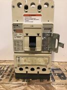 Eaton Chkdb3400ft32w 400 Amp Breaker Removed From Unused Service Panel