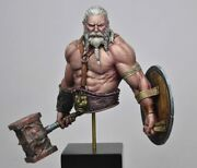 Bress The Old Barbarian Painted Toy Fantasy Miniature Bust Pre-sale   Museum
