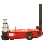 American Forge And Foundry 548sd Air/hydraulic Axle Jack 3 Stage 60 / 40 / 20 Ton