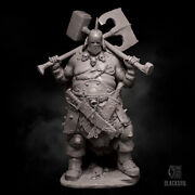 Madax, Legions Of The Black Sun Painted Toy Fantasy Miniature Pre-sale | Museum