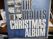 Beatles Christmas Lp 1970 Winchester Rifle Logo Sf Bell Sound Nm Theatre Royal