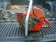 Vintage Homelite Ez Chain Saw Power Head- Very Good Condition-missing 3 Parts