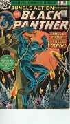 Jungle Action Featuring The Black Panther Comic Books 21, 22, 23 And 24