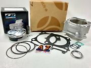 17-19 Crf450r Crf 450r Cp 14.31 Full Race Piston Athena Stock Bore Cylinder Kit