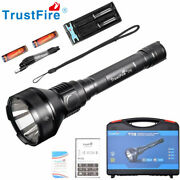 Trustfire T70 2300lm Tactical Camping Hunting Aluminum Torch Led Flashlight Set