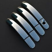 Chrome Door Handle Trim Set Covers To Fit Ford Ranger 2011-15