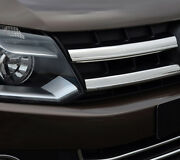 Full Chrome Grille Accent Trim Set Covers To Fit Volkswagen Amarok 10-16
