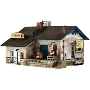 Woodland Scenics Pf5185 Ho-scale Kit O'leary Dairy Distribution Building