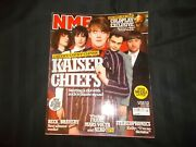 Nme Music Magazine 19/03/05 March 19th 2005 Kaiser Chiefs Coldplay Bravery Franz
