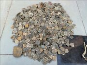 Lot Antique Copper Horse Elephant Traditional Jewelry Accessory Pedant 3.690 Kg