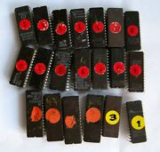 Lot Of 20  Ic Chip Vintage Cpu For Gold Scrap Recovery
