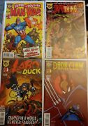 Amalgam Comics Lot Of 12 All Issue 1 Each Mint To Excellent Cond. 9.8