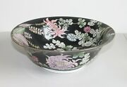 Antique Chinese Centerpiece Bowl - Qing Dynasty, Tongzhi Period - C. 1862 - 1874