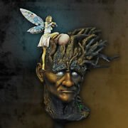 Into The Woods Painted Toy Fantasy Miniature Bust Pre-sale | Museum