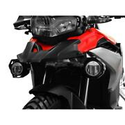 Led Custom Headlights For Fog Pair With Protection Housing Bmw F 750 Gs Red