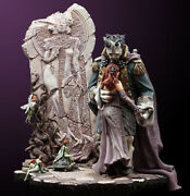 Beauty And The Beast Painted Toy Fantasy Miniature Pre-sale | Museum