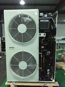 New 4.5 Hp Scroll Cond Unit Low Temp 5 Door Remote Freezer Or Room - 240v