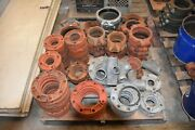 Victaulic Groove-loc Fittings Nos 2-12. 11 Pallets Sold As 1 Complete Lot.