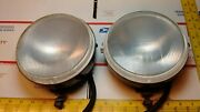 Piaa Professional Halogen Fog Lamps Set Not Tested Hot Rod Racer 7 Inch