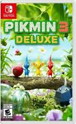 Pikmin 3 Deluxe For Nintendo Switch [new Video Game]