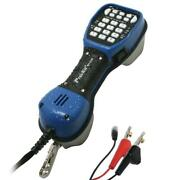 Butt Set Telephone Line Tester Manual Analog Water Resistant Hand Tool 9 Volt