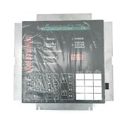 Siemens Mkb-3 Discontinued Display/controller For Rack Mtg