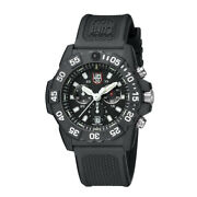 Luminox Xs.3581 Men's Watch Navy Seal Chronograph 1 25/32in Military 20atm