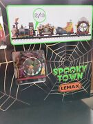 Lemax Spooky Town 2019 Crazy Clown Express 94486 Nrfb Train Sights And Sounds