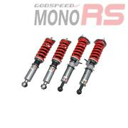 Godspeed Monors Coilovers Lowering Kit Adjustable For Q60 Convertible Rwd 13-15