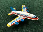 1960's Pan American Toy Airplane