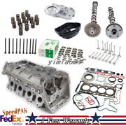 Cylinder Head And Gaskets And Valves Rebuild Kit Fit For Audi A4 Vw Golf 1.8t 2.0t
