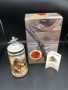 Anheuser Busch Winchester Model 94 Collectible Stein Limited Ed Anniversary 1994
