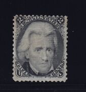 85b Scarce Fine Unused With Aps Cert Sm Faults Nice Color Cv 6750 See Pic