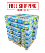 Purified Bottled Drinking Water Pallet 48 Cases Of 40 -16 Oz Recyclable Bottles