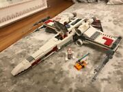Lego Star Wars 9493 X-wing Starfighter 100 Complete Manual