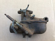 1927 1928 Model A Ford Carburetor Holley Carb Motor 28 Ar 27 Roadster Coupe 3