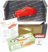 Schuco Germany Maybach Wende-limousine 1050 Wind-up Tin Toy Car Mib`90 Top Rare