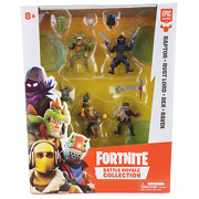 Fortnite Battle Royale Toy Collection Raptor Rust Lord Rex Raven Epic Games New