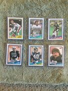 Vintage And03988 Topps Football Cards Set 12 Includes Five Hall Of Fame Playersandnbsp