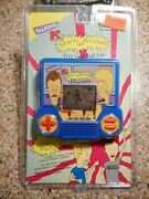 Andnbspmtv Beavis And Butthead 1994 Tiger Electronics Gameandnbspin Original Package