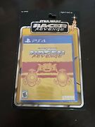 Limited Run 290 Star Wars Racer Revenge Classic Edition Ps4 May 4th Preorder