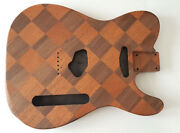 Body Telecaster - Made Hand - Guitar Tele - Project Luthier