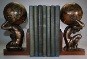 1839 Life And Services Of Admiral Lord Nelson Seven Divisions Original Binding