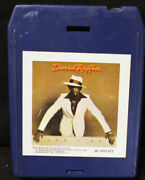 David Ruffin-who I Am-motown M7 849ht-vintage 1975 8 Track-tested And Works-rare