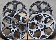 18 G Viper 4 950kg Alloy Wheels Fits Land Range Rover Discovery Sport Bmw X5