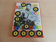 King Of Rock 'n' Roll Is Dead - Special Rare Softcover Book On Elvis Presley