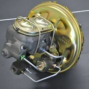 Gm Delco Moraine Power 11 Brake Booster Conversion Master Cylinder Kit