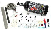 Nitrous Outlet 4 Cylynder Dry Direct Port System With Rail 12lb Bottle