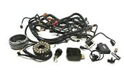 2008 Can Am Outlander 400 Xt Wire Harness With Ignition System And Cdi Oem